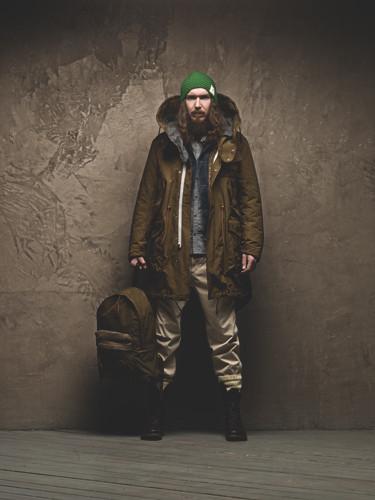 Российская марка Grunge John Orchestra. Explosion представила превью новой коллекции. Изображение № 18.
