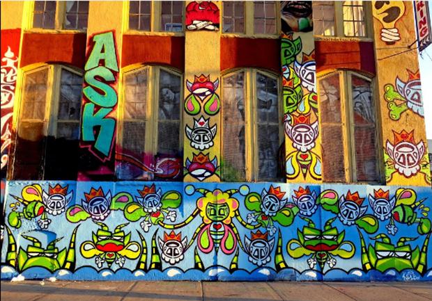 Google Street Art: Онлайн-музей граффити под открытым небом. Изображение № 47.