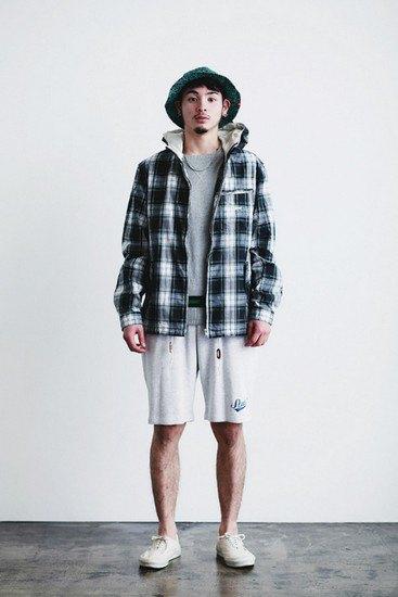 Марка Stussy опубликовала лукбук весенней коллекции одежды. Изображение № 5.
