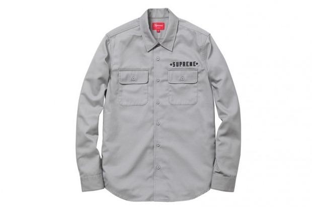 Марка Supreme выпустила совместную коллекцию одежды с производителем скейтбордов Independent. Изображение № 6.