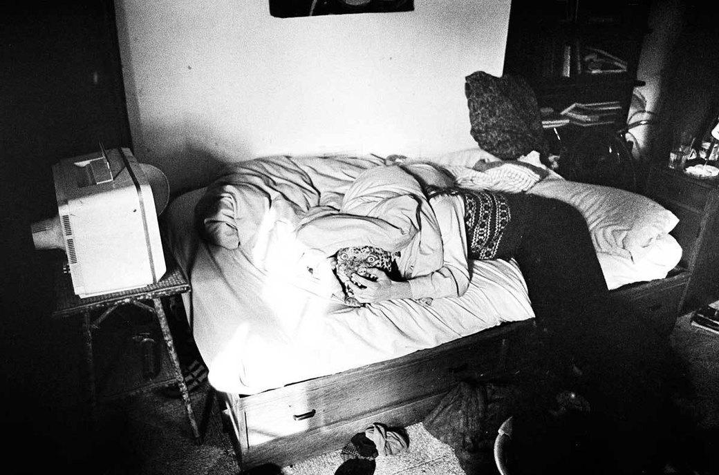 Фотопроект: Лондонские сквоты 1980-х. Изображение № 3.