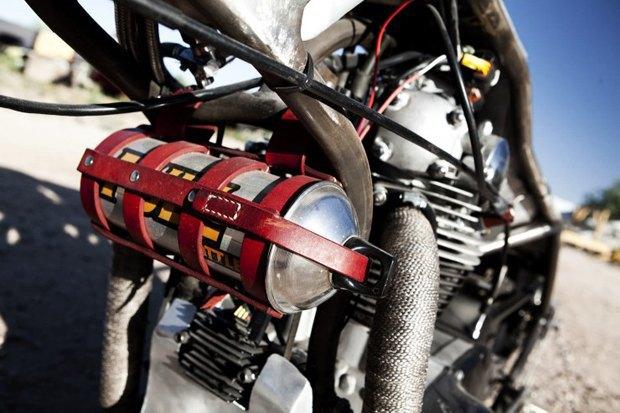 Мотомастерская Icon 1000 представила новый кастом на базе Yamaha XS650 . Изображение № 3.
