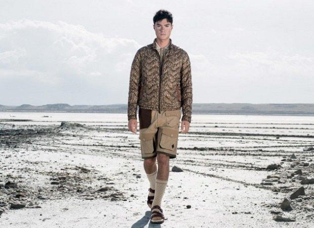 Марки Moncler и White Mountaineering анонсировали новую коллекцию одежды. Изображение № 3.
