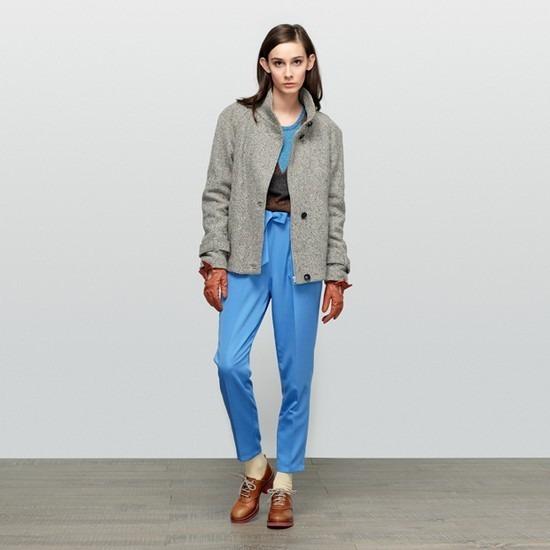 Магазин Kixbox опубликовал лукбук осенне-зимней коллекции одежды. Изображение № 17.