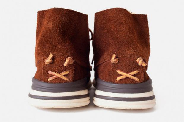 Японская марка Visvim выпустила осеннюю коллекцию обуви. Изображение № 5.