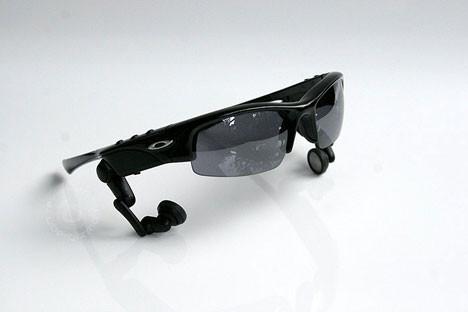 Google разрабатывает «очки Терминатора». Изображение № 1.
