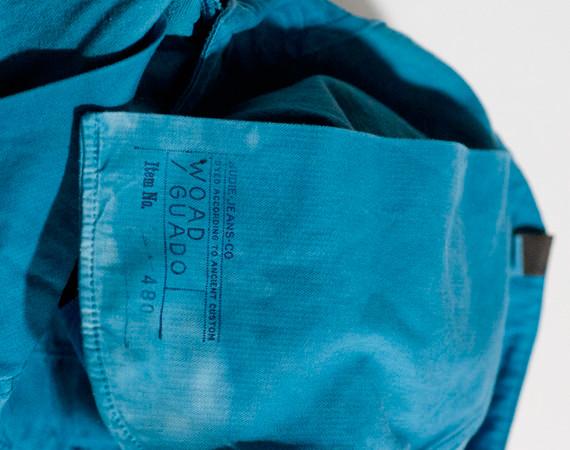 Nudie Jeans окрасили вещи из новой коллекции пигментом цветка вайды. Изображение № 20.