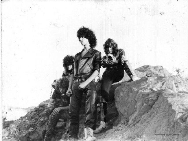 В сети появились архивные фотографии Sepultura. Изображение № 12.