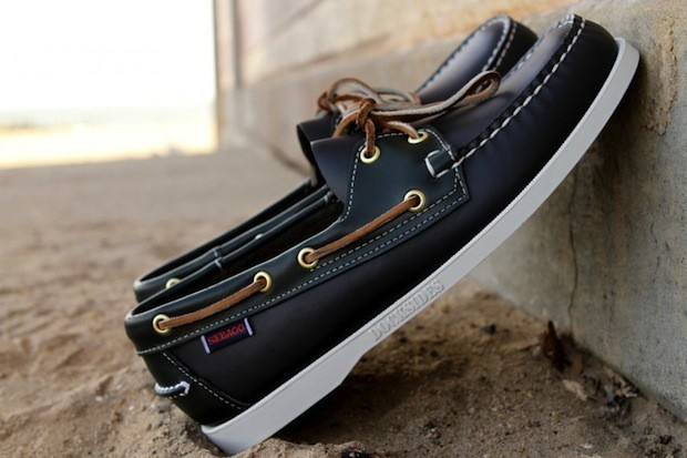 Sebago представили линейку весенней обуви. Изображение № 8.
