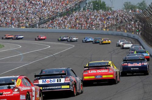 Гран-при: Трасса Indianapolis и гонка Indy 500. Изображение № 10.