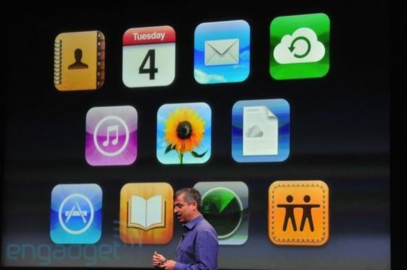 Прямая трансляция презентации нового iPhone. Изображение № 33.