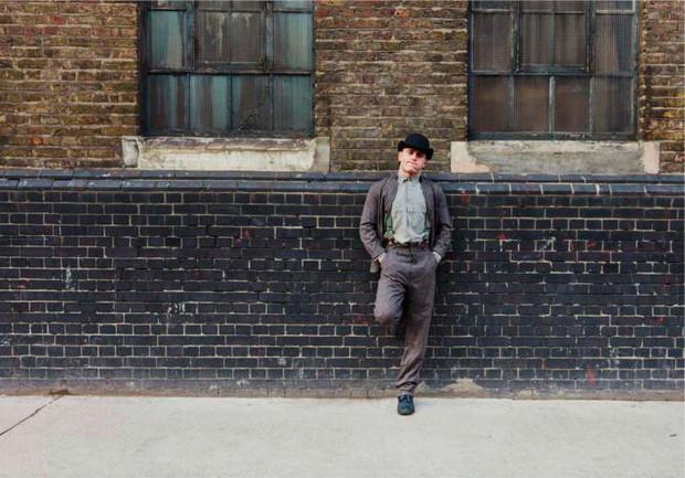 Марка Levi's Vintage Clothing выпустила лукбук осенней коллекции одежды. Изображение № 25.