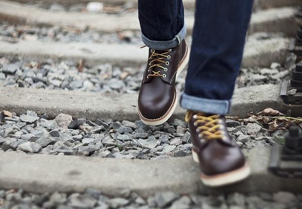 Магазин Brandshop опубликовал лукбук обувной марки Red Wing. Изображение № 5.