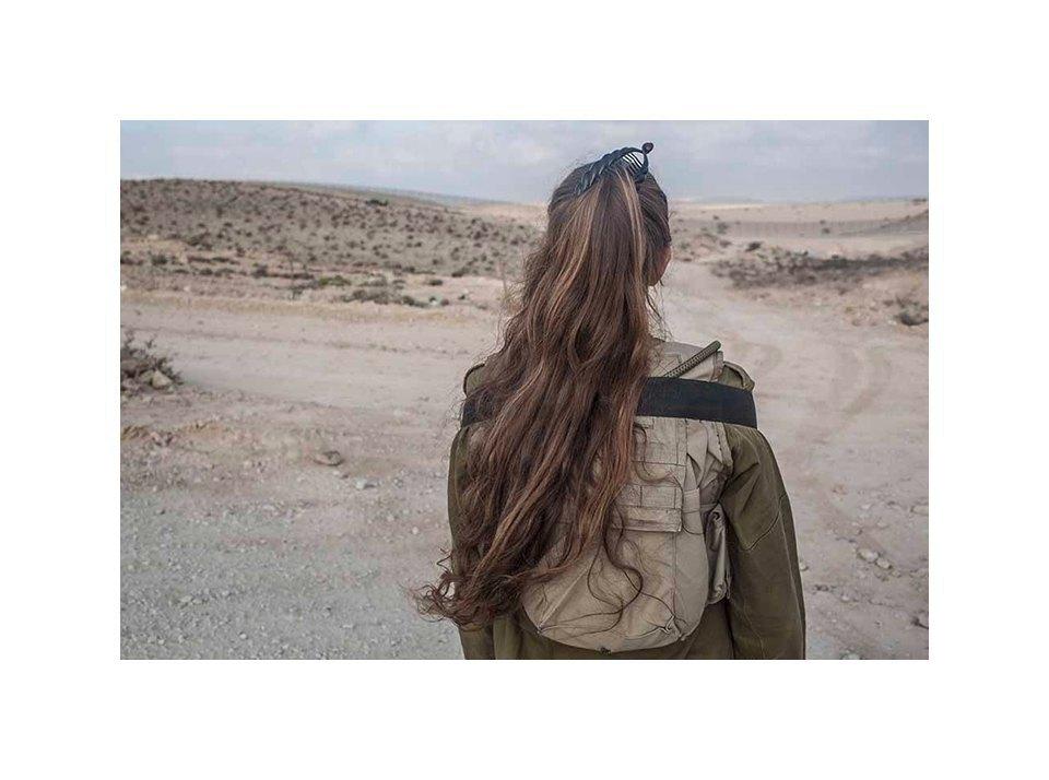 Фотопроект: Как служат женщины в армии Израиля. Изображение № 7.