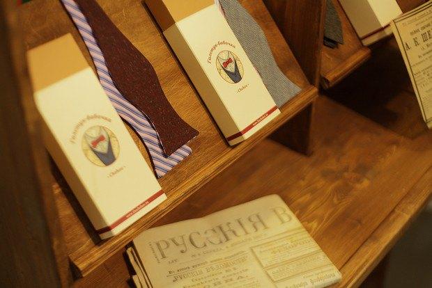 В Москве открылся магазин марки Chehov. Изображение № 6.
