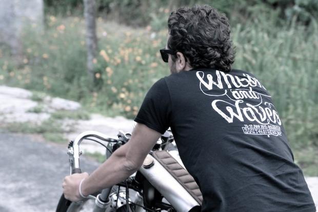 Испанская мастерская El Solitario изготовила мотоцикл Winning Loser. Изображение № 24.