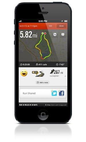 Быстрее, выше, сильнее: 7 мобильных приложений для спортивных тренировок. Изображение № 9.