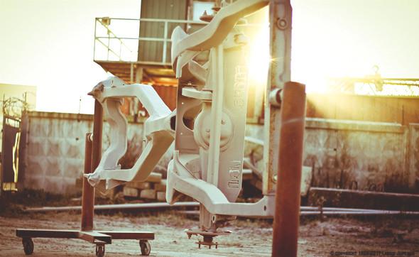 «С искрами из-под днища»: Интервью с создателем питерской мастерской Long Island Customs. Изображение № 13.