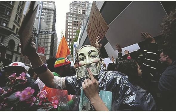 Воруй-оккьюпай: Движение Occupy Wall Street и борьба улиц против корпораций. Изображение № 10.