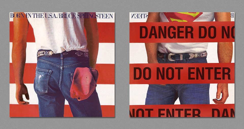 The Dark Side of the Covers: Обратная сторона обложек культовых альбомов. Изображение № 8.