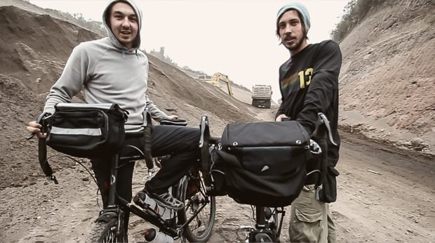 Как я выжил в холодных Андах: Путешествие по Южной Америке на велосипеде. Изображение № 3.