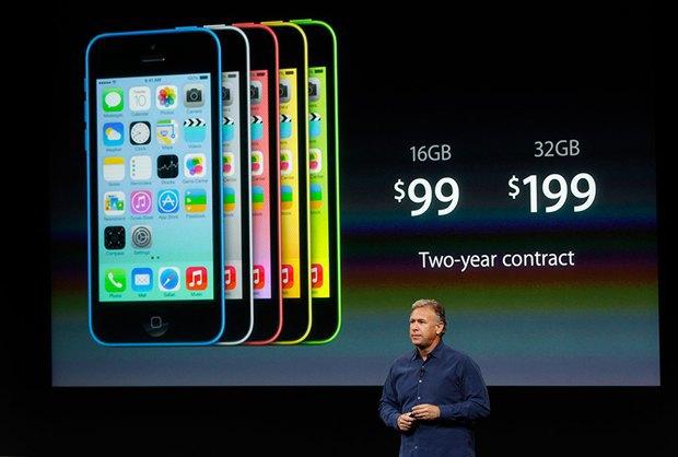 Apple презентовали смартфоны iPhone 5С и iPhone 5S. Изображение № 2.