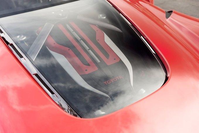Toyota представила концепт спорткара FT-1. Изображение № 7.