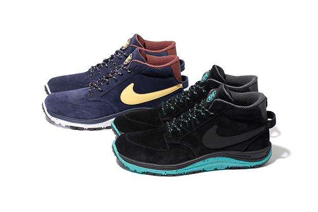Марки Stussy и Nike представили совместную коллекцию одежды. Изображение № 13.