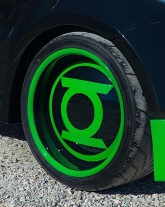 Kia показала пять из восьми «супергеройских» автомобилей. Изображение № 30.