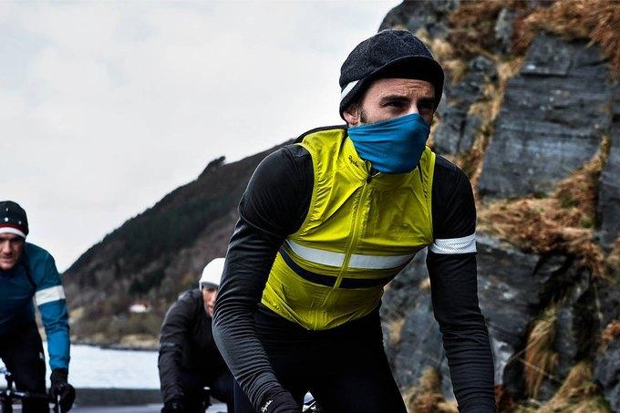 Велосипедная марка Rapha опубликовала осенне-зимний лукбук. Изображение № 8.