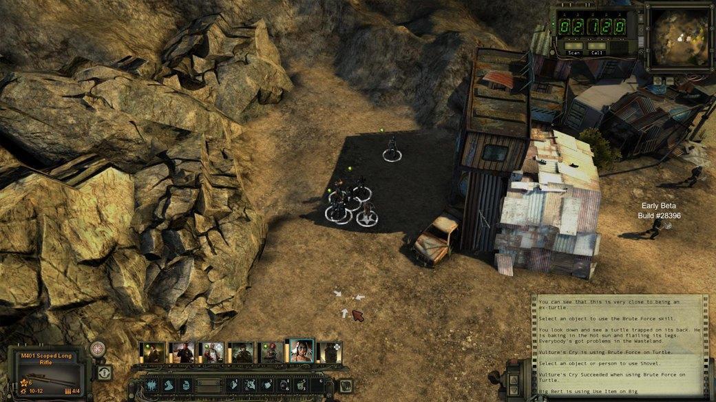Всё, что нужно знать о новой игре Wasteland 2. Изображение № 4.
