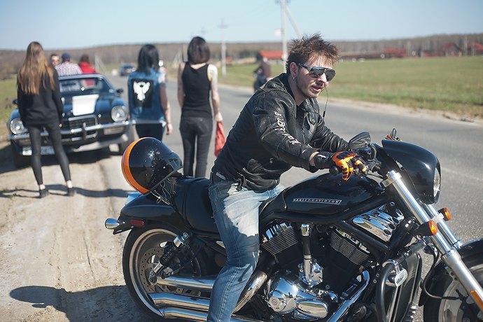 Easy Ride: Премьера первого видео о путешествии на мотоциклах. Изображение № 10.