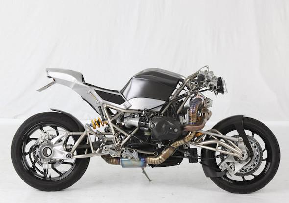 Топ-гир: 10 лучших кастомных мотоциклов 2011 года. Изображение № 37.