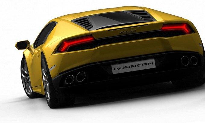 Итальянская компания Lamborghini представила новый суперкар Huracan. Изображение № 2.