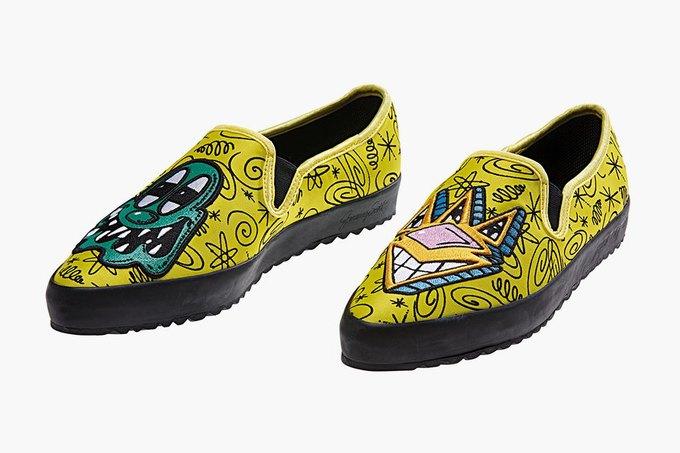 Джереми Скотт разработал новую коллекцию для Adidas Originals . Изображение № 16.