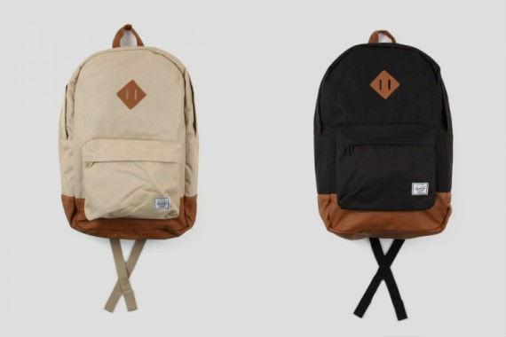 Новая коллекция рюкзаков марки Herschel. Изображение № 2.