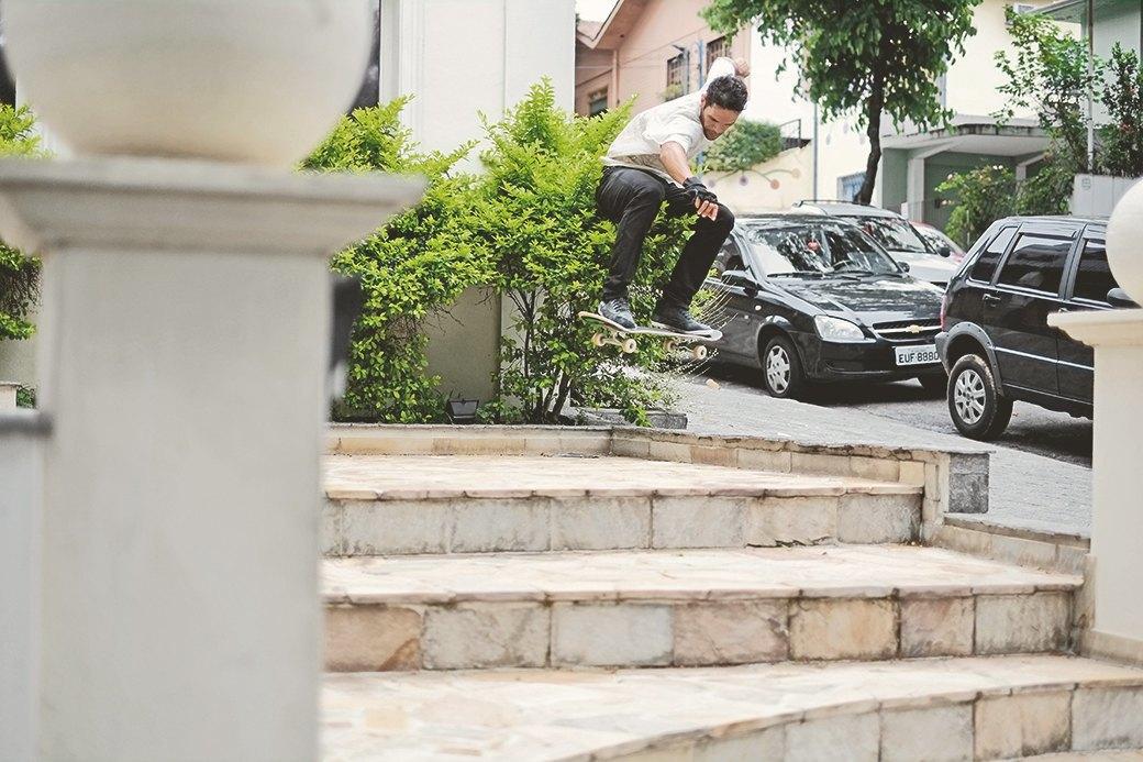Доска почета: Несколько дней со скейтбордистами Сан-Паулу. Изображение № 11.