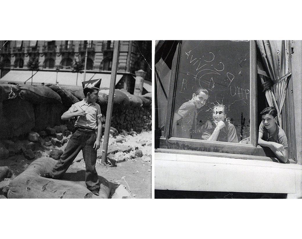 Особый взгляд: 7 женщин-военных фотографов. Изображение № 3.