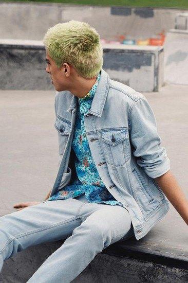 Марка Topman представила весеннюю коллекцию джинсовой одежды. Изображение № 2.