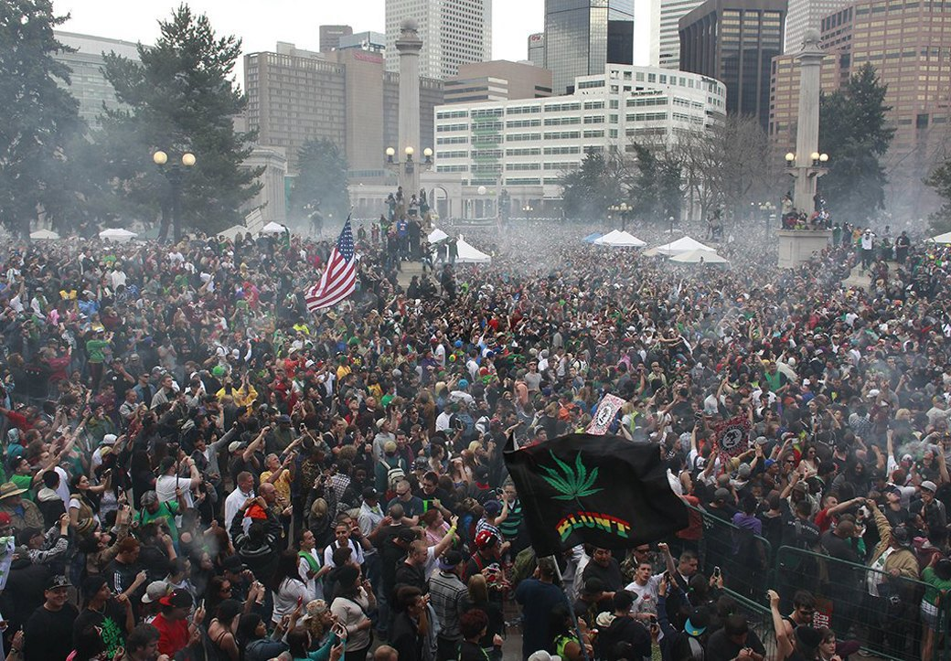 Четыре-двадцать: История самого крупного «праздника марихуаны» . Изображение № 4.