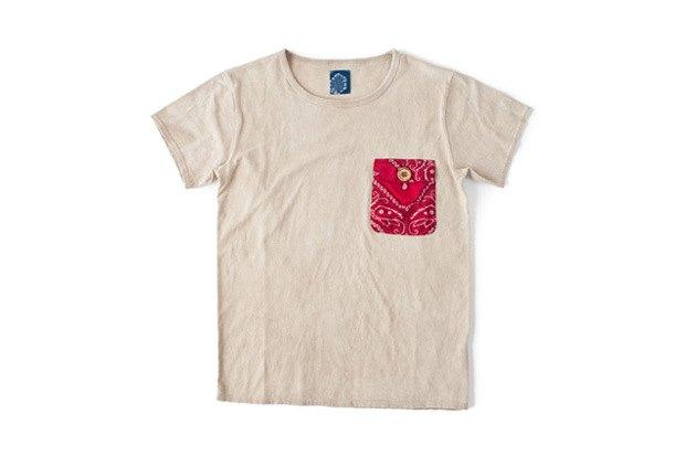 Японская марка Visvim представила новую коллекцию одежды F.I.L. Indigo Camping Trailer. Изображение № 6.