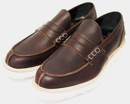 Марки Cash Ca и Trickers выпустили совместную коллекцию обуви. Изображение № 9.