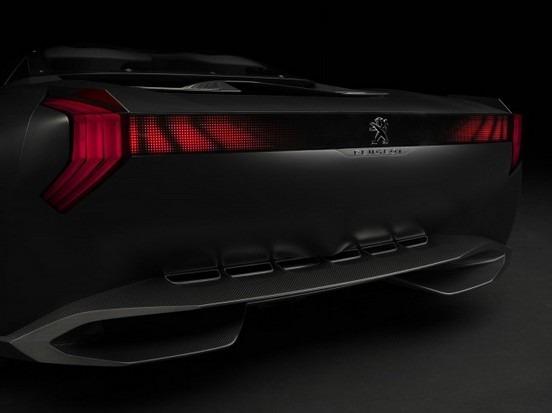 Peugeot анонсировал выпуск гибридного суперкара Onyx. Изображение № 14.