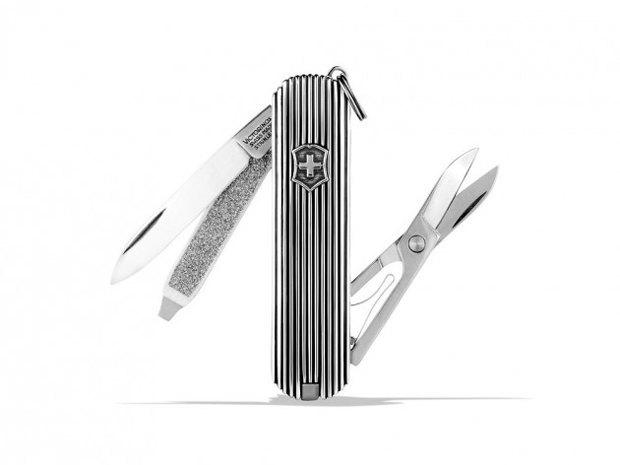 Компания Victorinox и дизайнер Дэвид Юрман выпустили совместную коллекцию ножей. Изображение № 3.