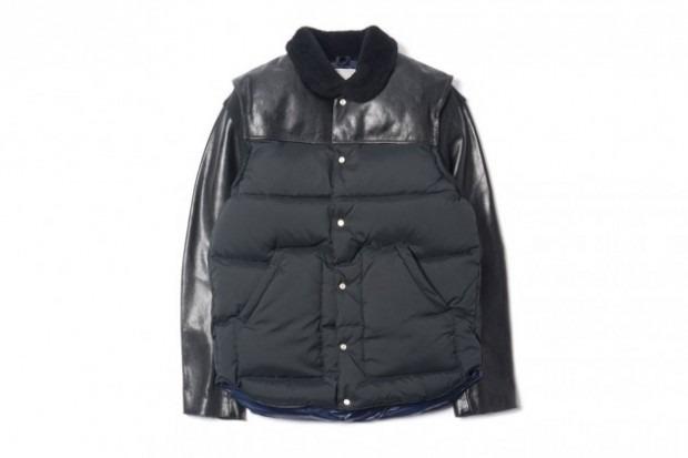 Марка Undercover выпустила вторую часть осенней коллекции одежды. Изображение № 8.