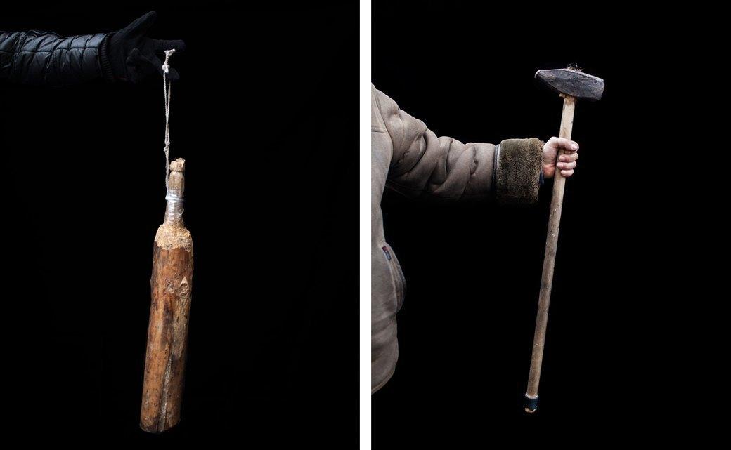 Фотопроект: Самодельное оружие украинской революции. Изображение № 9.