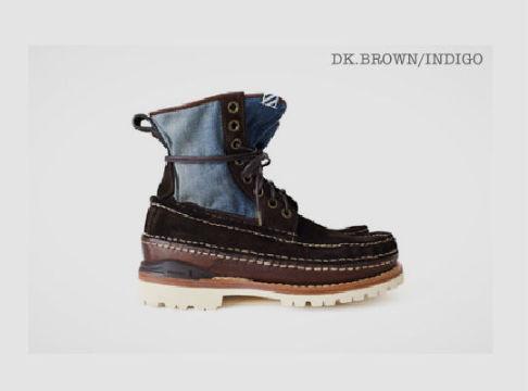Новая модель ботинок и рубашка Visvim. Изображение № 4.