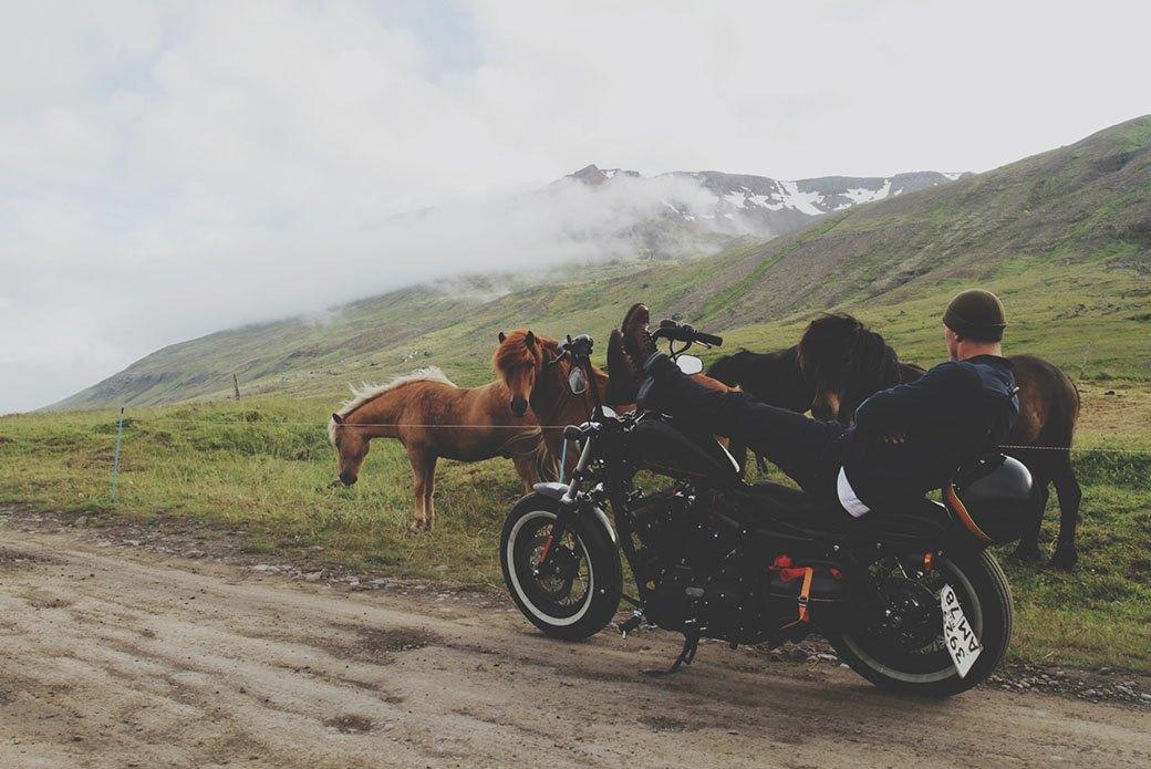 Как мы проехали всю Европу на мотоциклах, чтобы посёрфить у берегов Исландии. Изображение № 9.