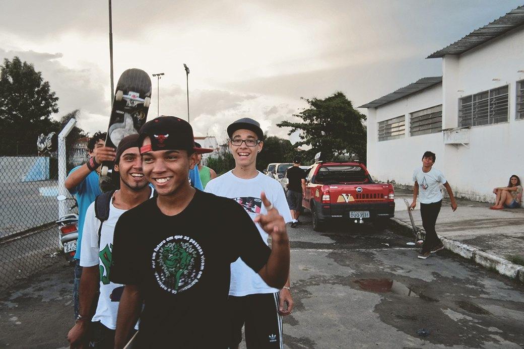 Доска почета: Несколько дней со скейтбордистами Сан-Паулу. Изображение № 5.