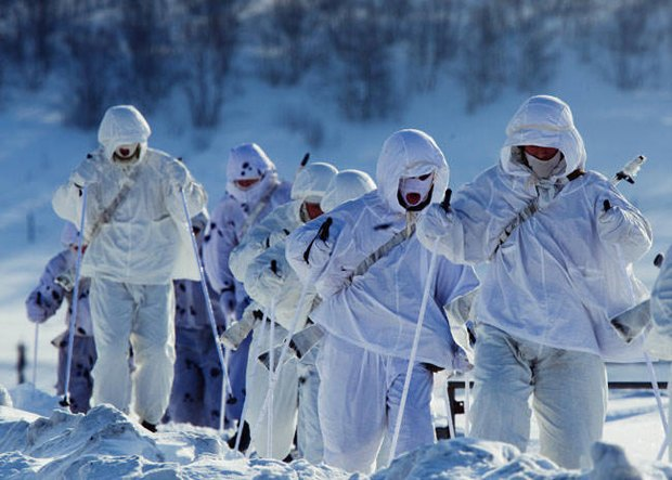 В российской армии впервые появится отряд арктических мотострелков. Изображение № 1.